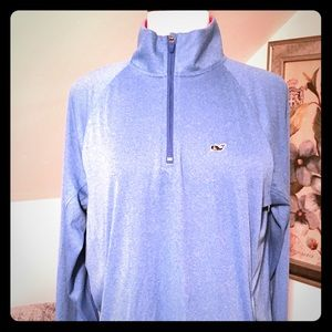 Women's Vineyard Vines Half Zip Pullover EUC